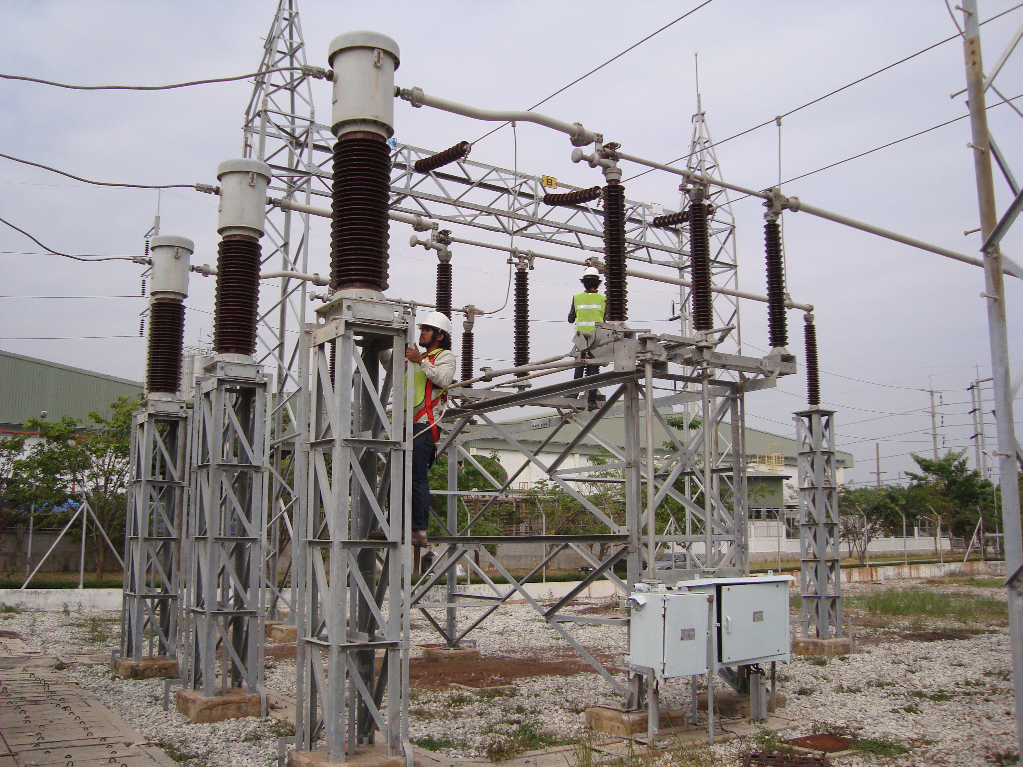 High Voltage Substation Test Equipment And Services